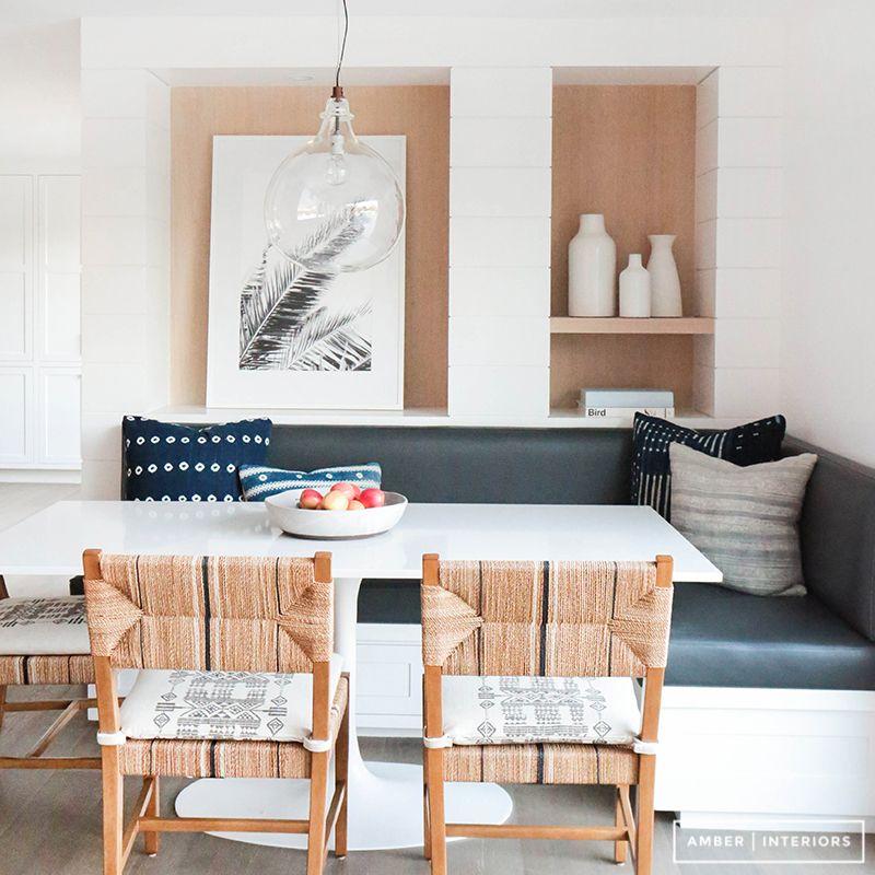 Dining breakfast nook | Indoor/outdoor | Pinterest | Architettura e Idee