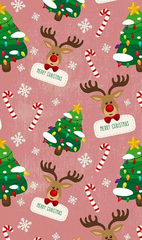 25 Christmas Wallpapers for iPhone  Cute and Vintage Backgrounds Download a collection of free Christmas wallpapers for iPhone and set yourself for a perfect mood with th...