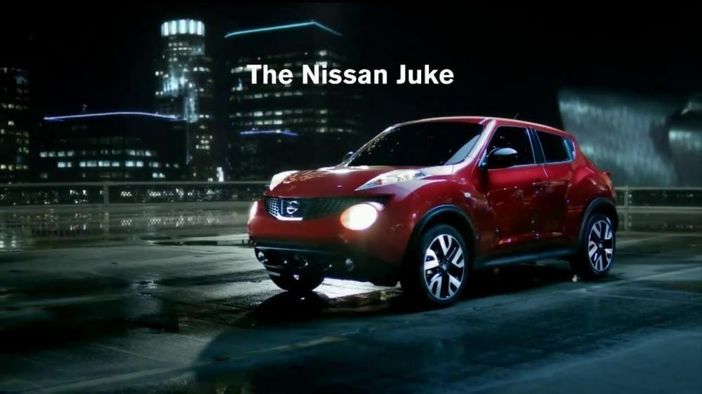 Delightful 2013 Nissan Juke TV Spot, U0027Fantasy Driveu0027