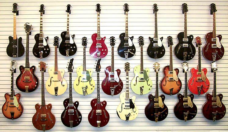 Gretsch Bass Guitar - Cerca con Google