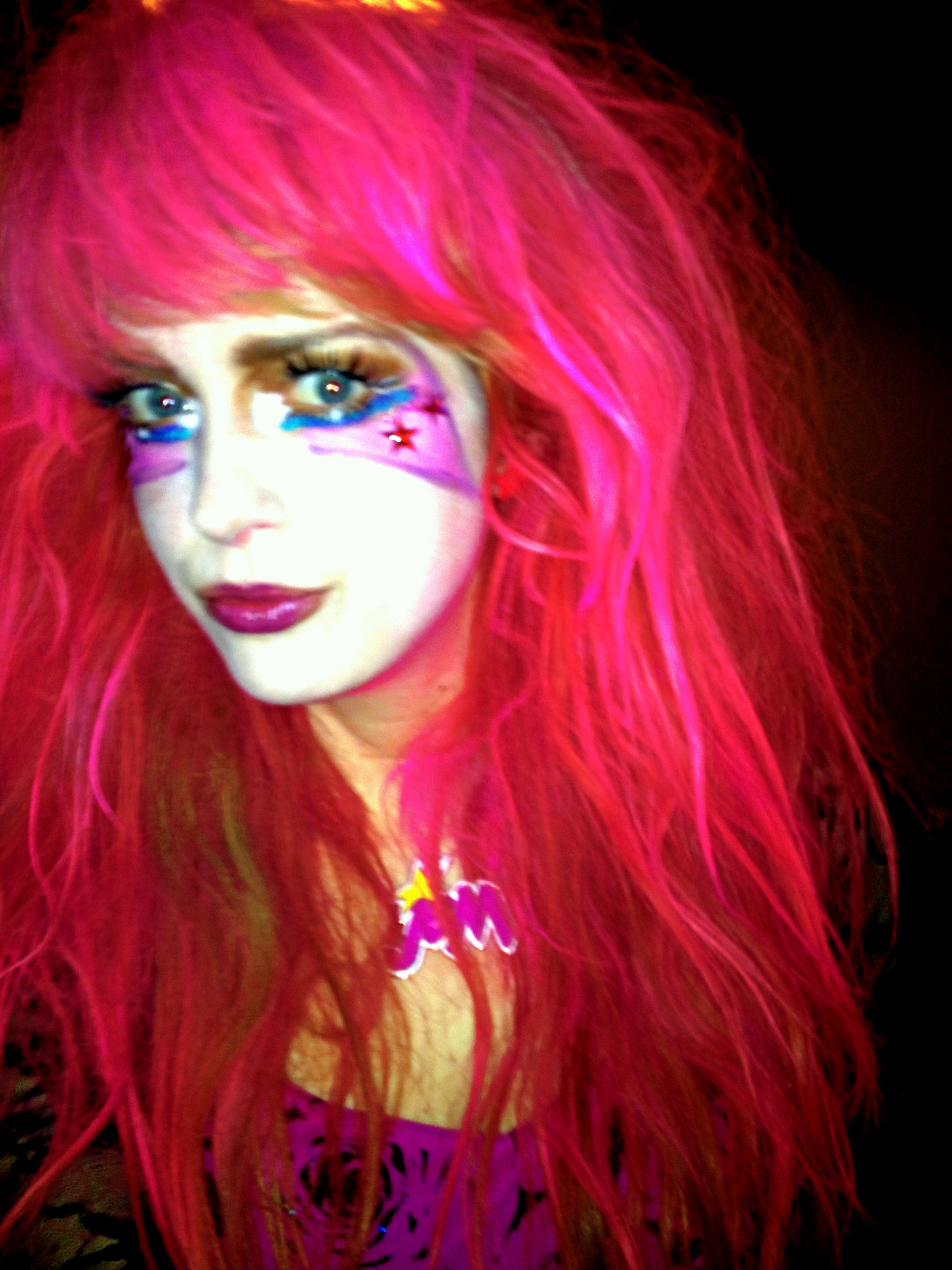 jem and holograms costume