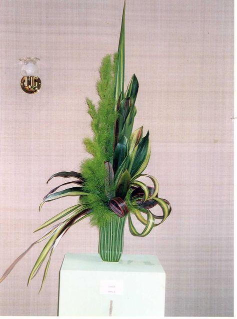 all foliage flower arrangements - Google Search