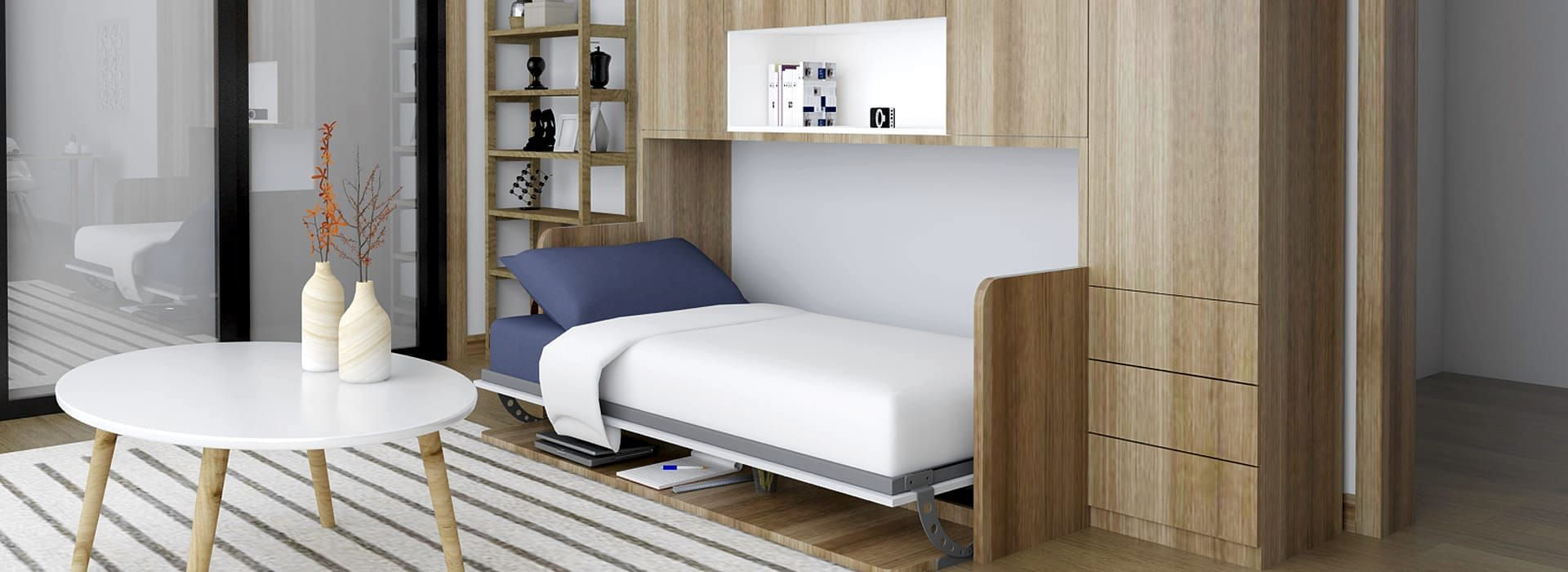 Wall Beds, Murphy Beds & Space Saving Furniture by