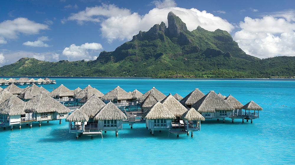 Romantic Getaway @ Bora Bora French Polynesia