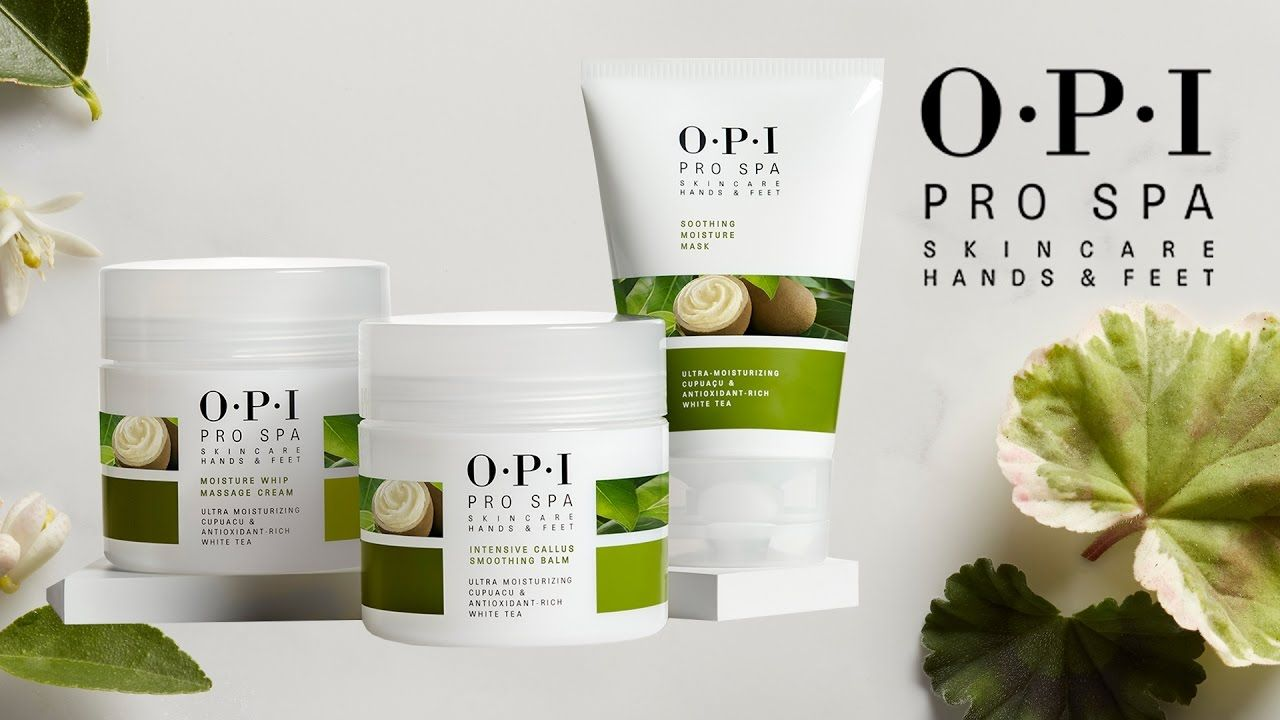 Opi Prospa Pedicure Pamper Pedicure Beauty Beauty Lounge