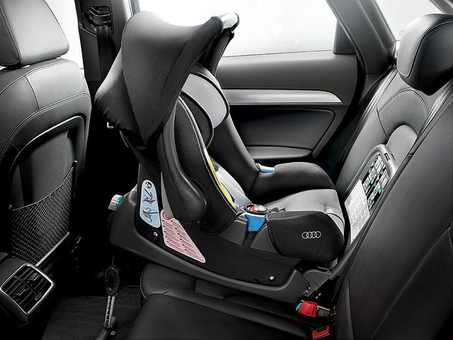 audi baby seat isofix. Black Bedroom Furniture Sets. Home Design Ideas