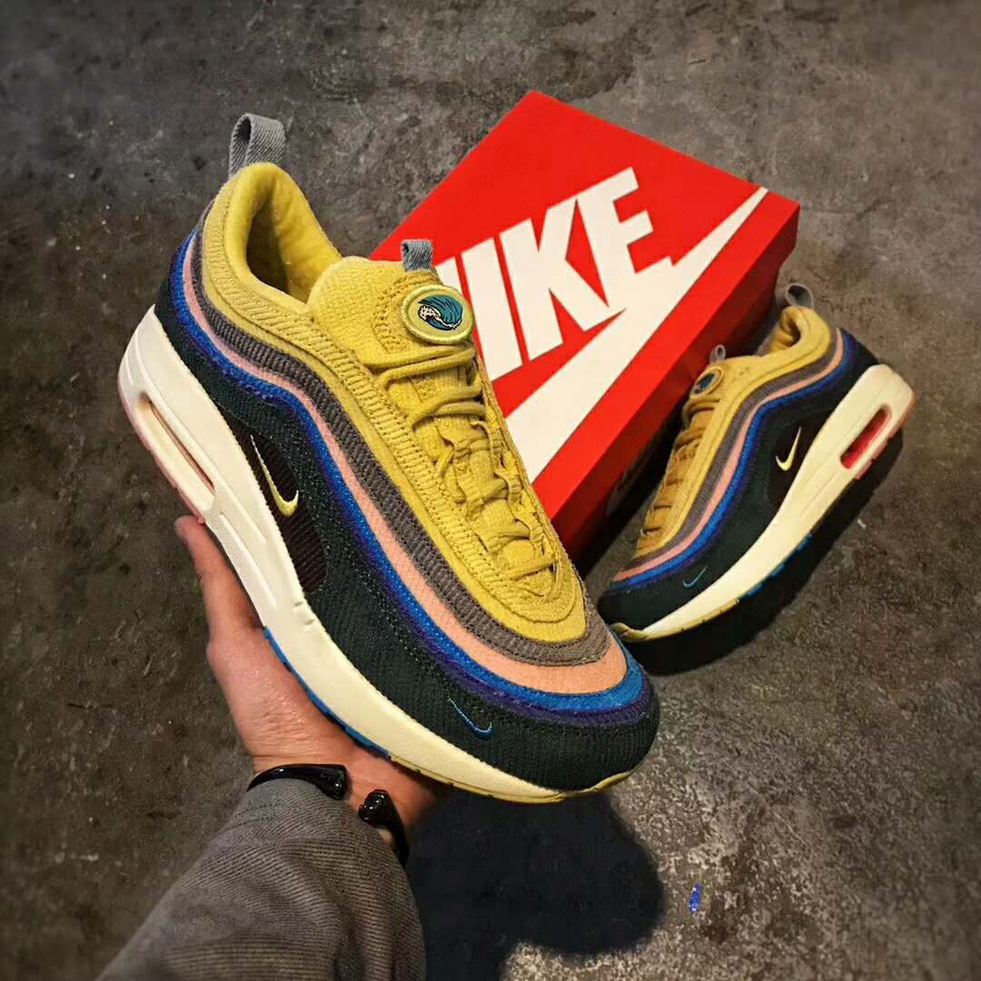 new styles 2c0e3 f901b SEAN WOTHERSPOON S NIKE AIR MAX 97 1 HYBRID AJ4219-400