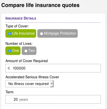 The Biggest Contribution Of Life Insurance Quotes Compare To