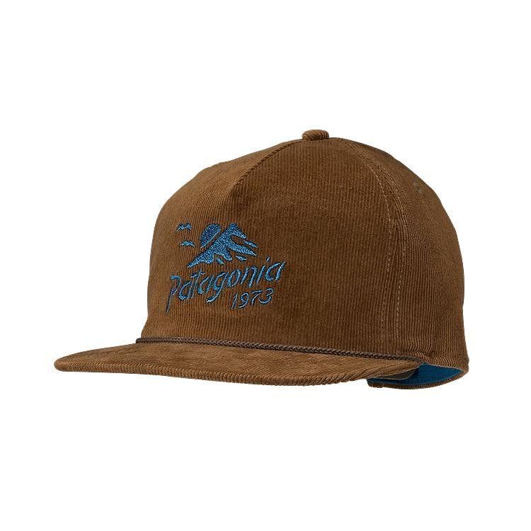 Patagonia Coastal Range Corduroy Hat- Bear Brown from Shop Southern Roots TX 587f70a9ecd