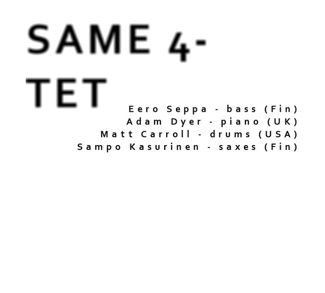 Check out same 4-tet on ReverbNation