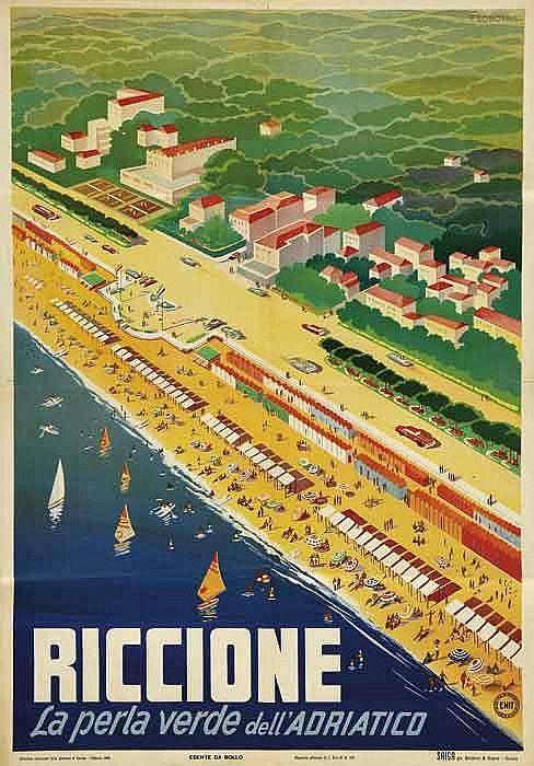 Riccione La Perla Dell Adriatico Riviera Adriatica Italy