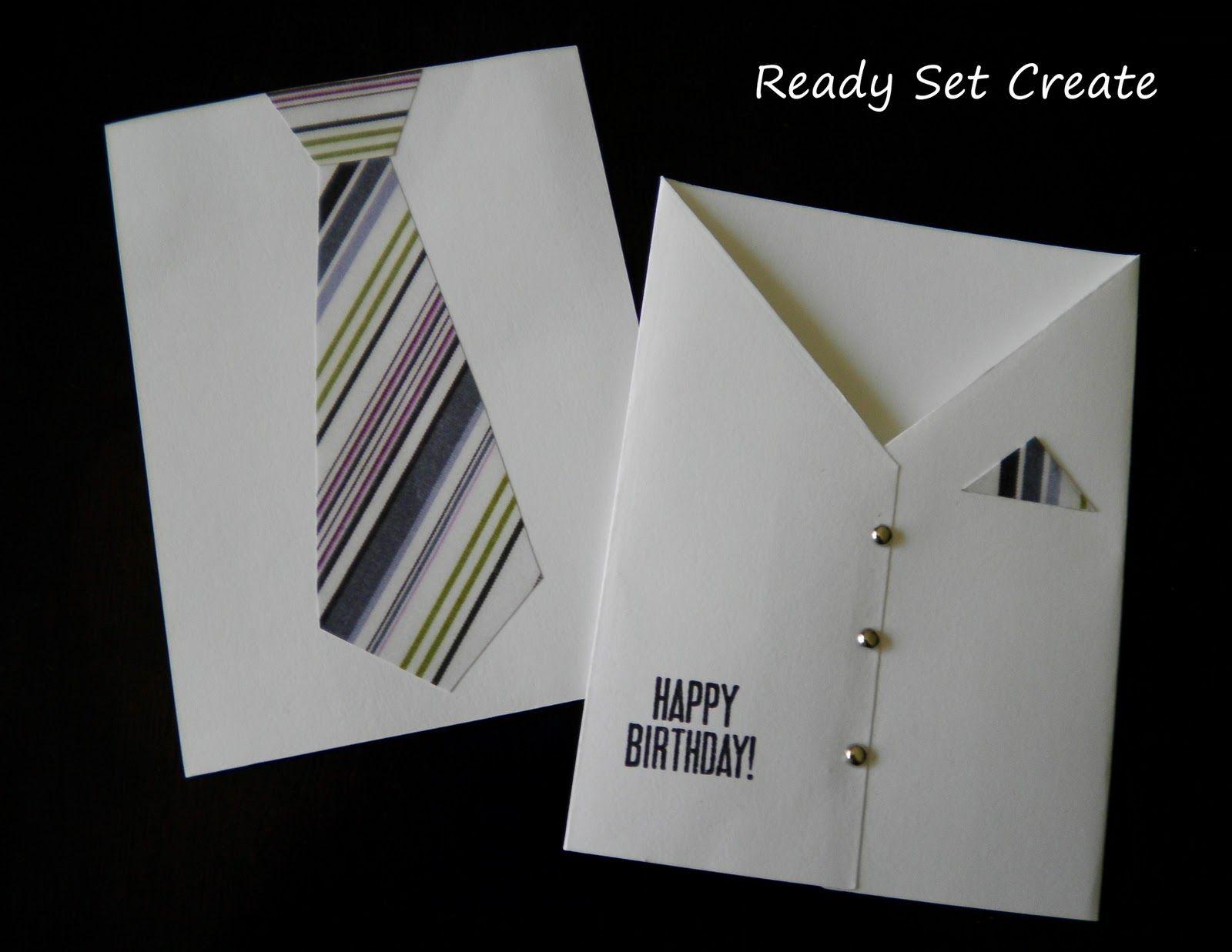 Diy Birthday Card Ideas Homemade Card For Men Ideas Are Difficult