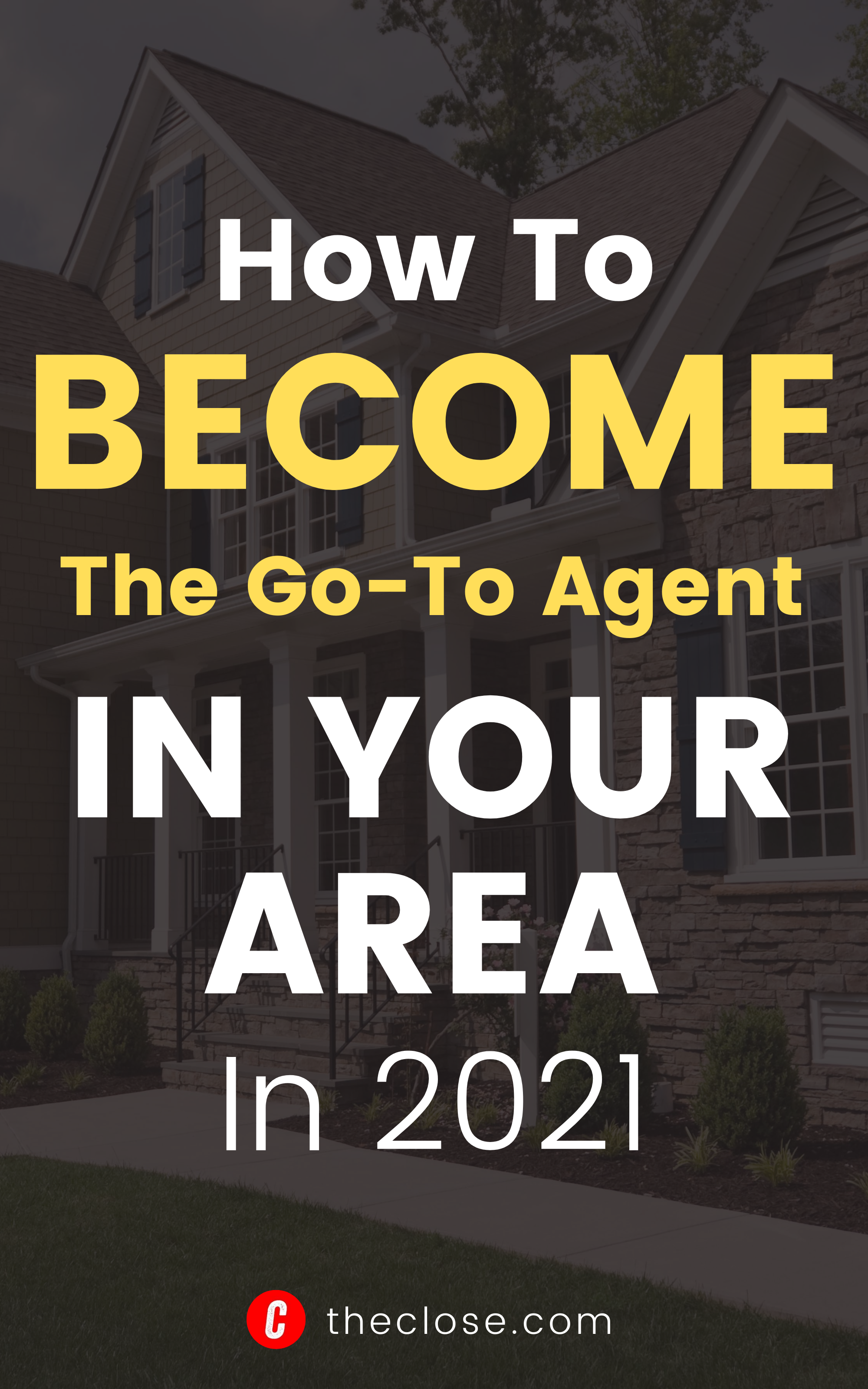 Learn how to position yourself as the go-to real estate agent in your neighborhood! Start generating more leads and build your brand with this real estate farming guide. Click to read more! #realestate #realestatestrategy #realestatefarming #realestatemarketing #marketingideas #creativemarketing #realestateagent #FarmingGuide #theclose