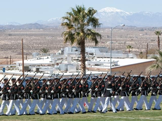 Twentynine Palms | Military | Marines, Twentynine palms