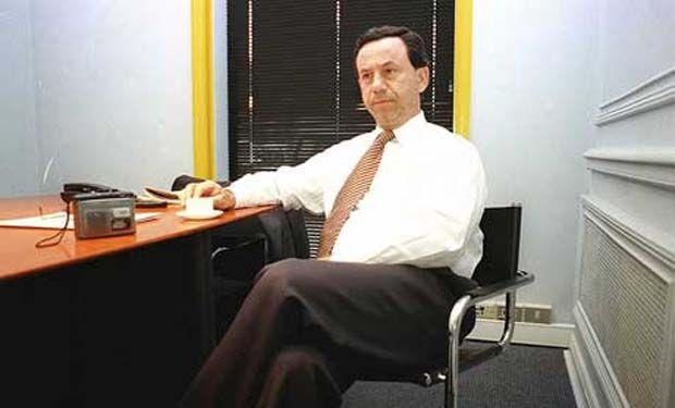 Andrés Navarro, candidato a la presidencia de la Sofofa