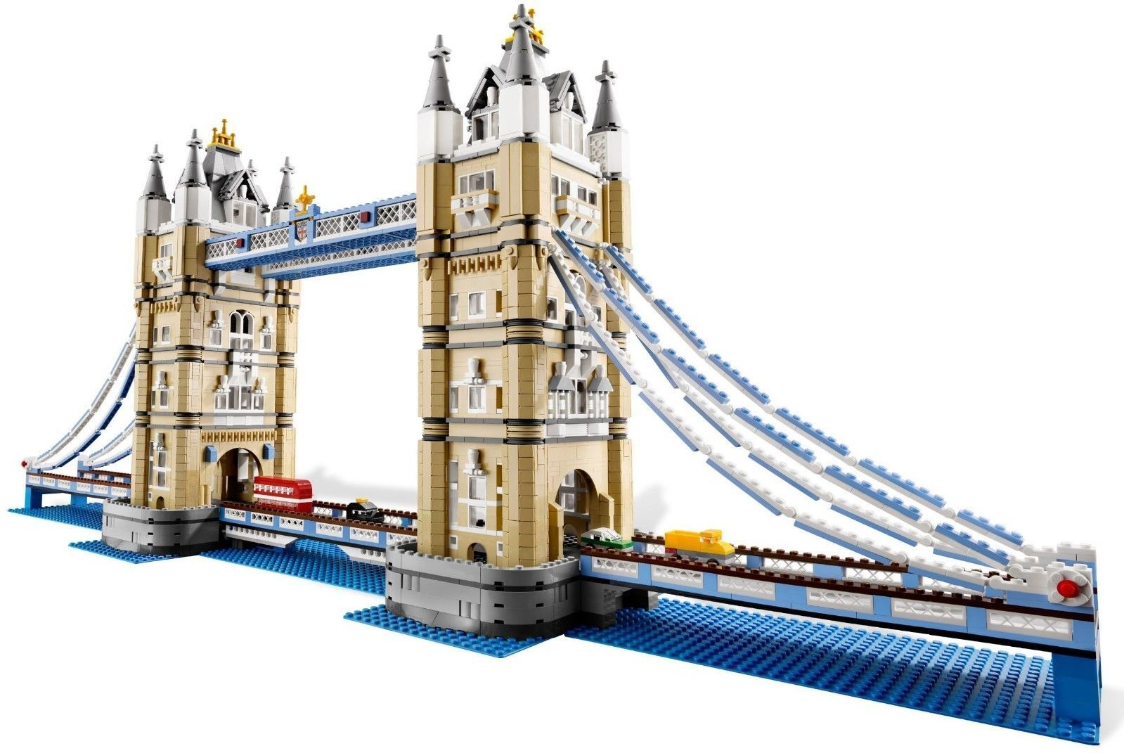 LEGO Exclusives and Treasures Tower Bridge 10214 with box ...