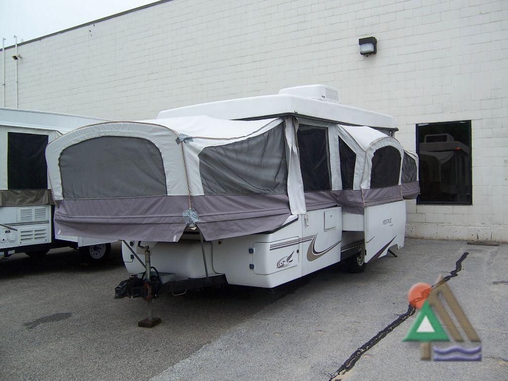 Used 2000 Jayco Heritage Folding Pop Up Campers At Campers Inn