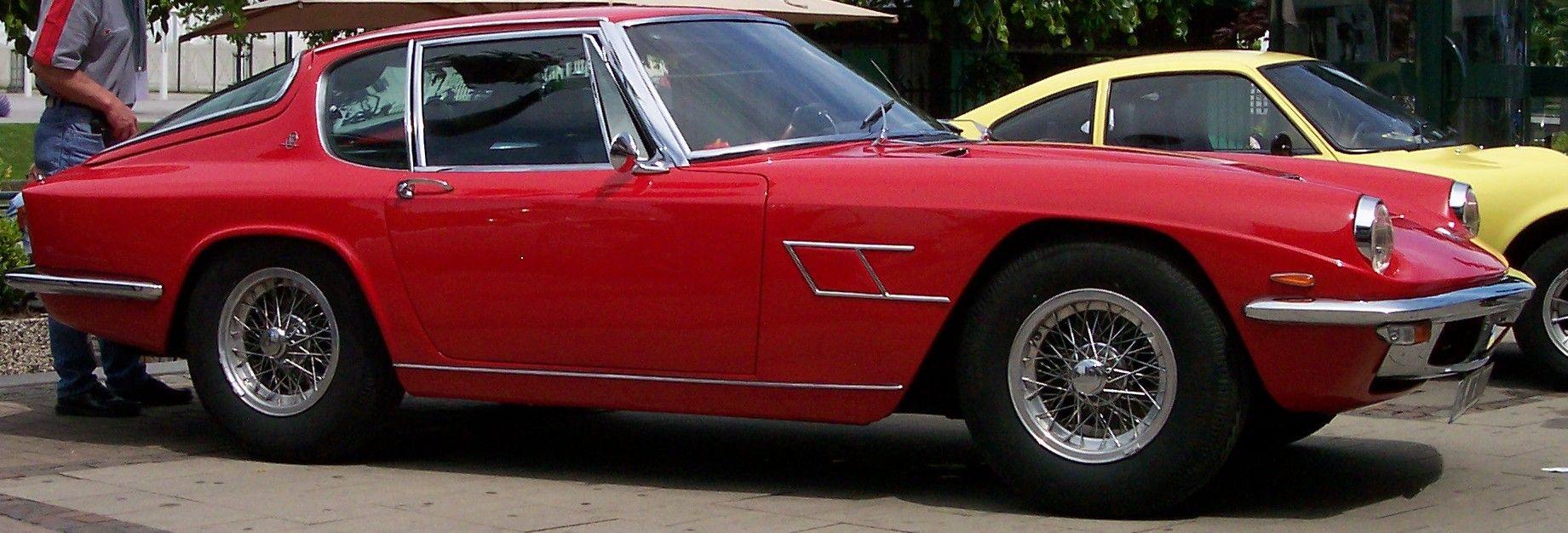 Maserati Mistral   Maserati, Maserati car, Model