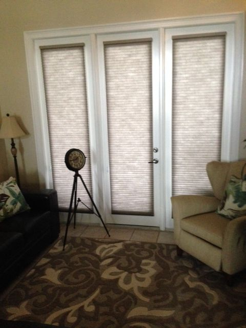 Cellular Shades To Provide Light And Privacy Control Available At Budget Blinds