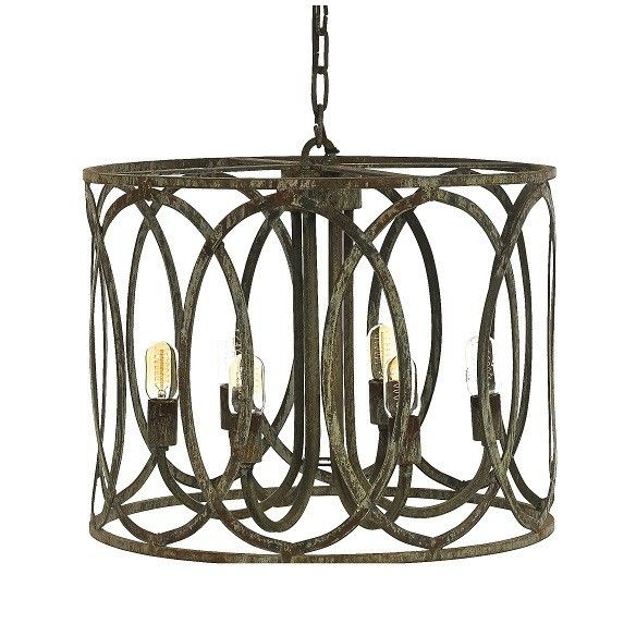 New Orleans Home Decor Stores: Ella Home New Orleans Pendant EHPD10