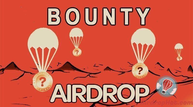 Cùng tìm hiểu về Airdrop coin free. Tại sao họ lại phát coin/token Miễn phí  | Sao