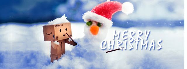 Cute Christmas Facebook Cover Banner