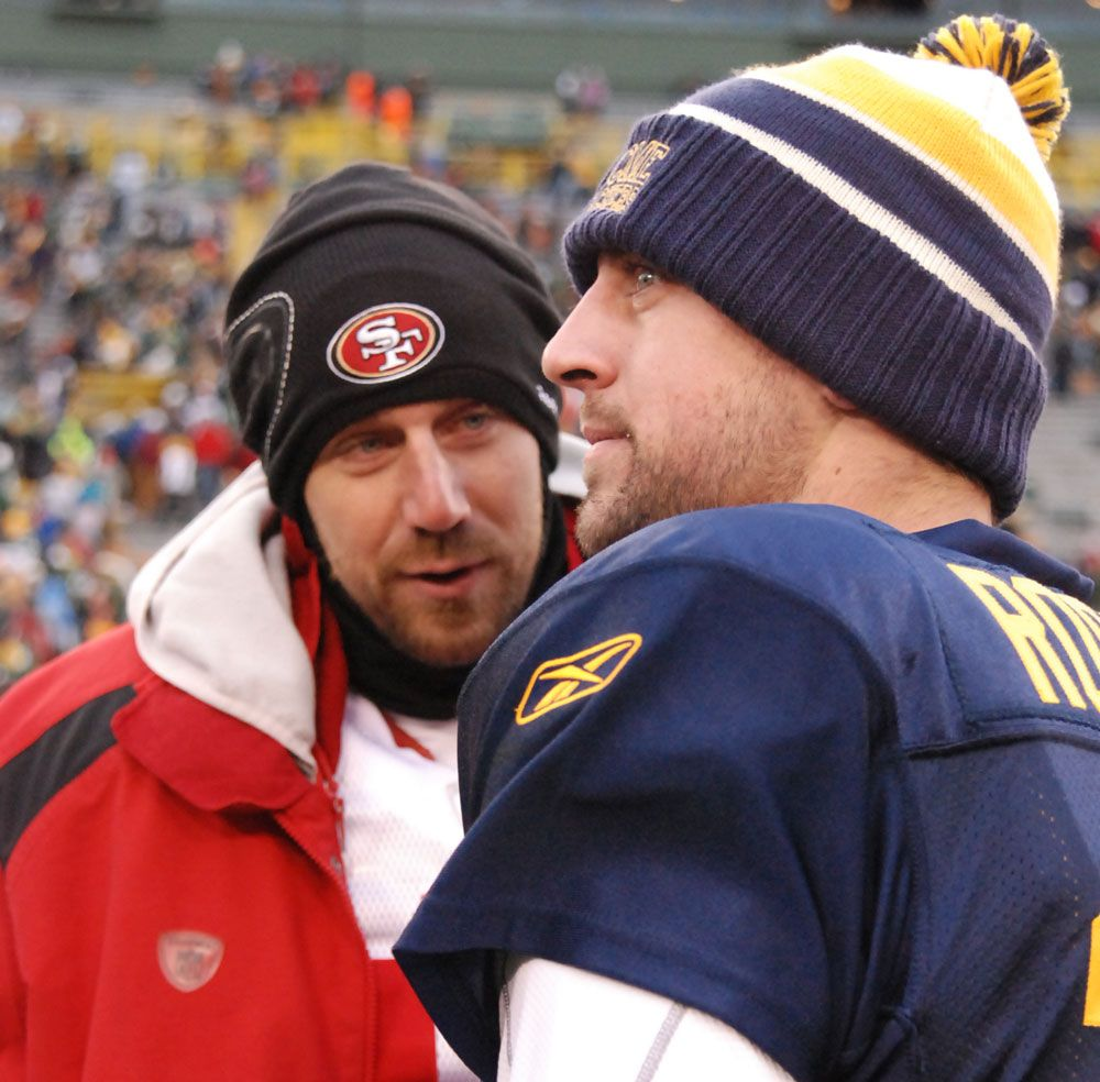 Packers Vs 49ers Lombardiave And Ninersnoise Q 49ers Vs Packers Packers Green Bay Packers