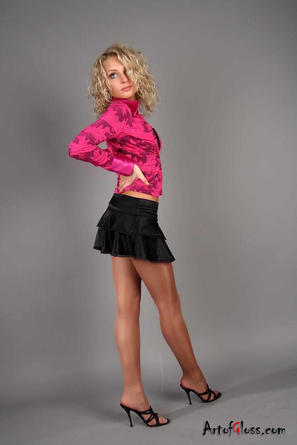 ArtOfGloss | Mini skirts | Pinterest