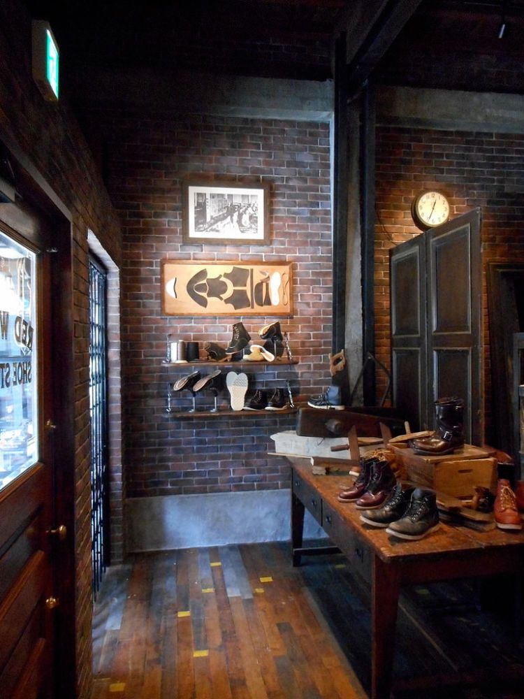 A look at Red Wing s stunning Osaka Store. - Acquire cbbbb962a
