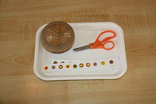 cut montessori activities - Buscar con Google