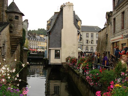 Quimper, Bretagne, France