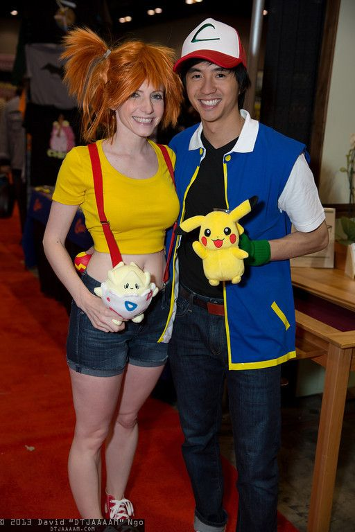 misty Ash costumes and