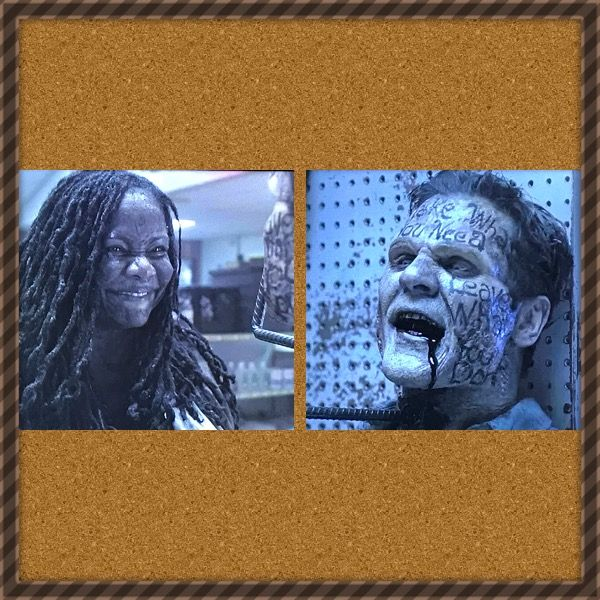 Feartwd Episode The Code Purvis And Whoever Pinned Him To The Wall Fear The Walking Dead Fear The Walking Twd You're not good enough, you never were, you never will be. pinterest