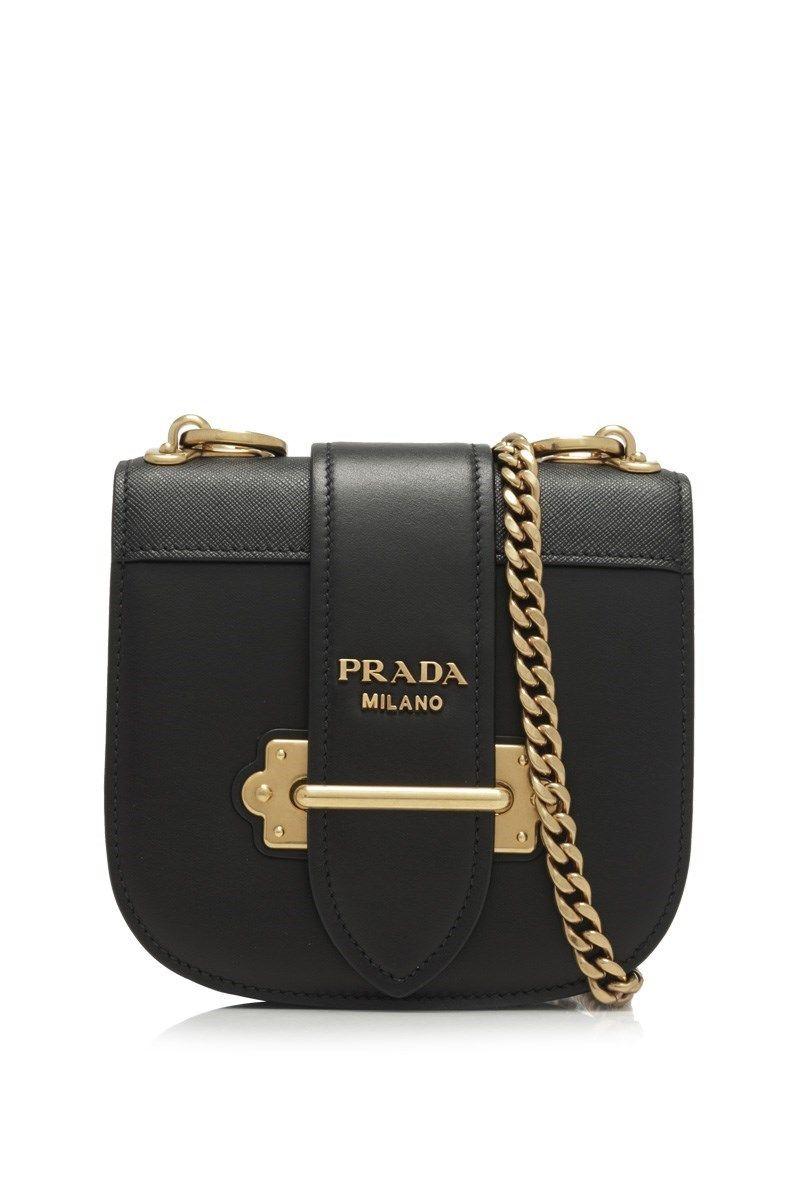 fc59b3fe8da Prada City Calf Saffiano Pionnière Bag 16cm   Prada   Prada, Bags ...