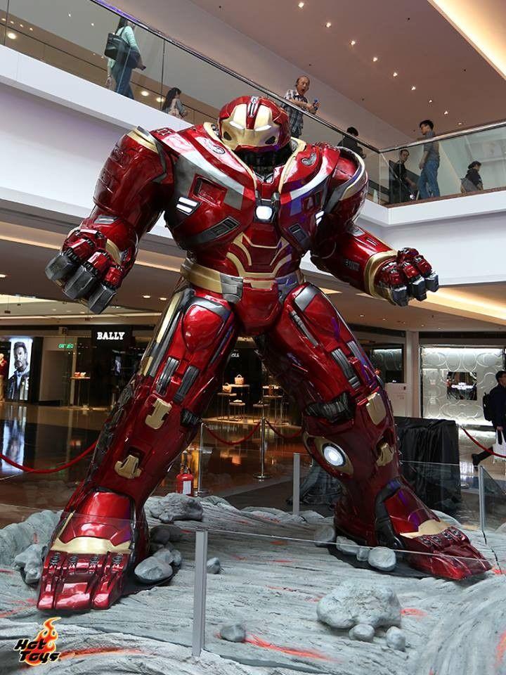 Avengers infinity war hulkbuster | Marvel, Dbz and ben 10 ...