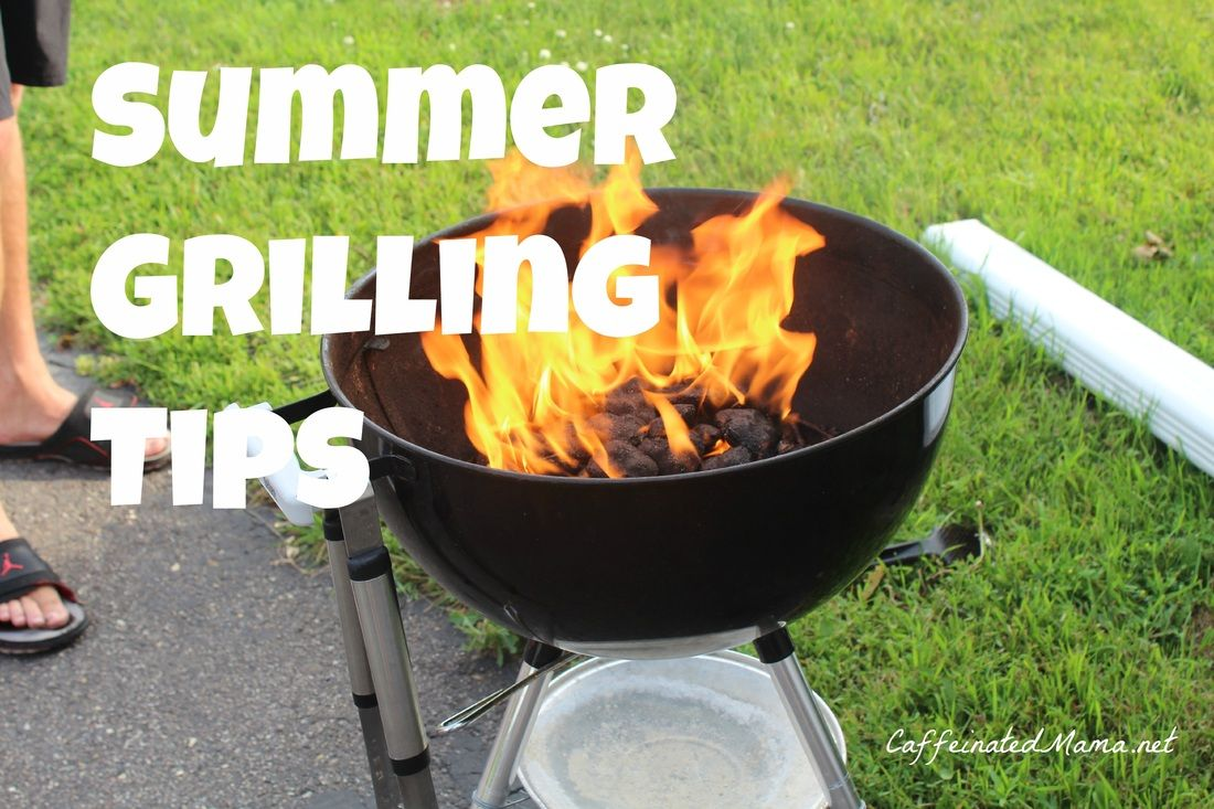 The Fully Caffeinated Mama Yummm Blog! Summer grilling
