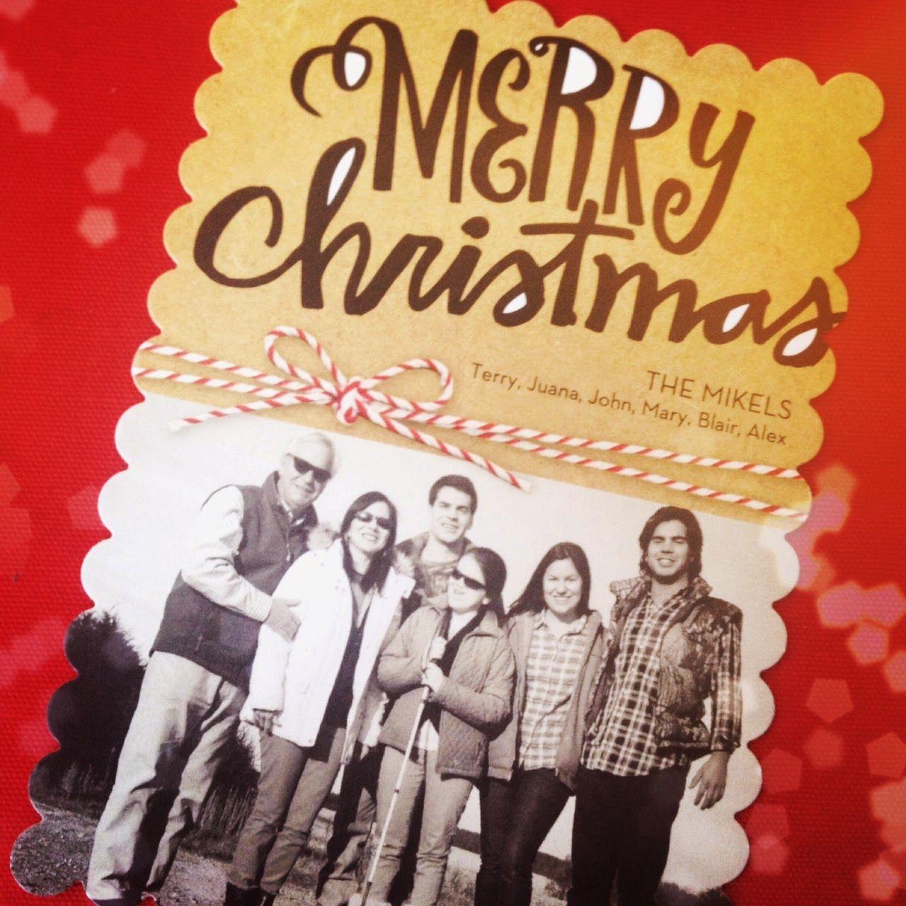Merry Christmas 2014! {plus YouTube links
