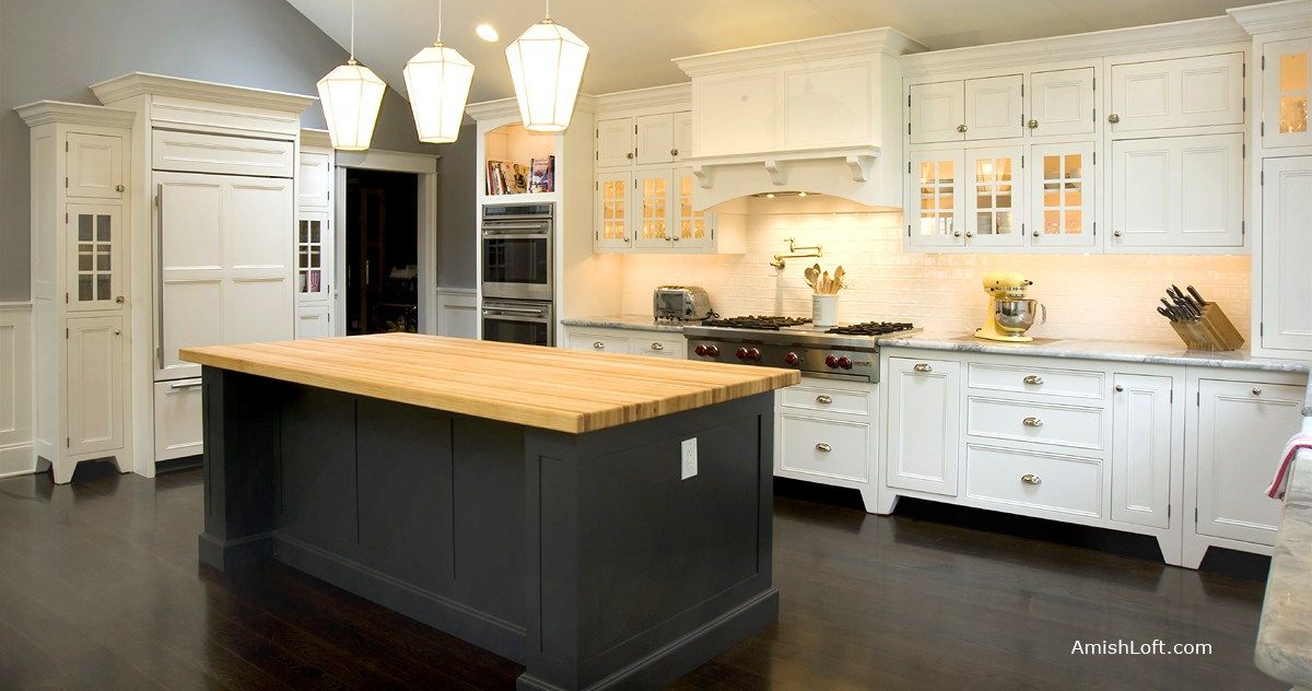 New Amish Kitchen Cabinets Lancaster Pa