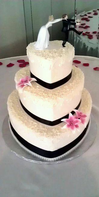 Heart Shaped Wedding Cakes Team Wedding Blog wedding