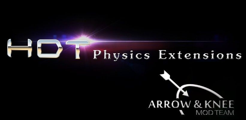 HDT Physics Extensions at Skyrim Nexus - mods and community