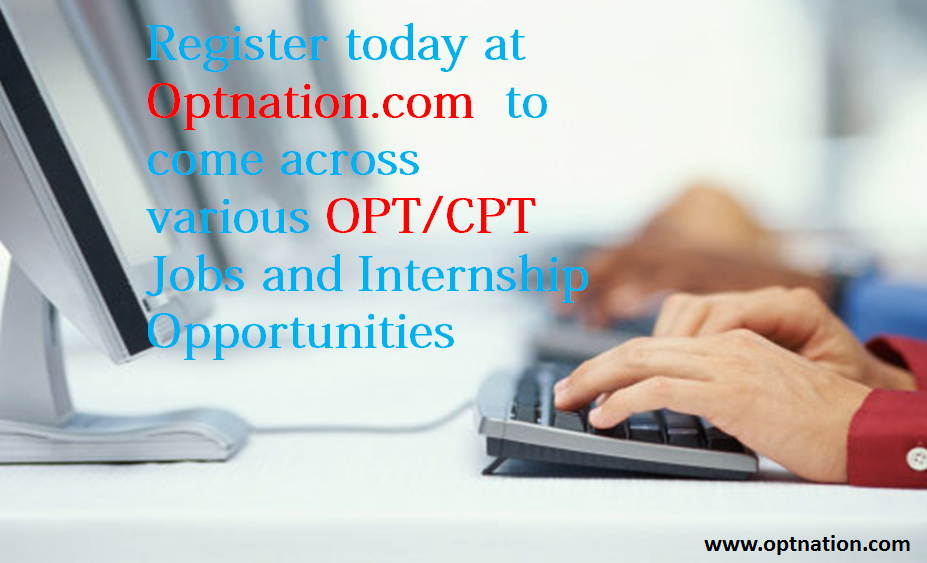 Opt Jobs In Virginia Job Career Management Job Seeking