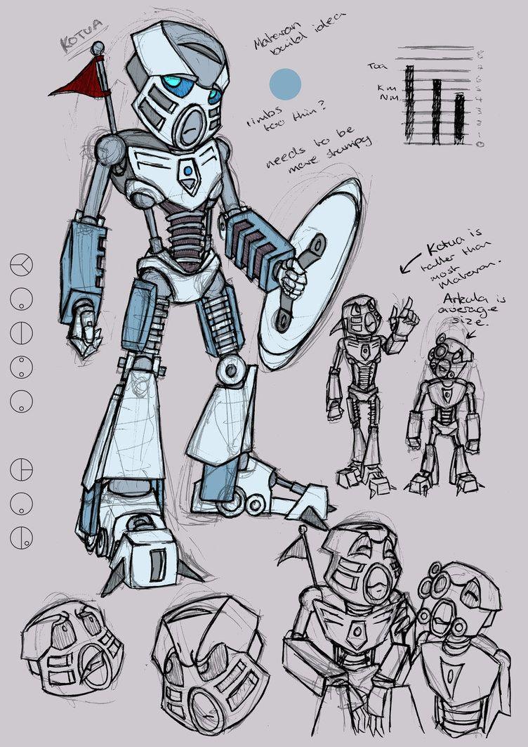 Asombroso Bionicle Para Colorear Páginas Tahu Adorno - Enmarcado ...
