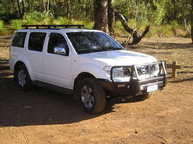 arb lift kit nissan pathfinder | PCoA • View topic - R51 ARB