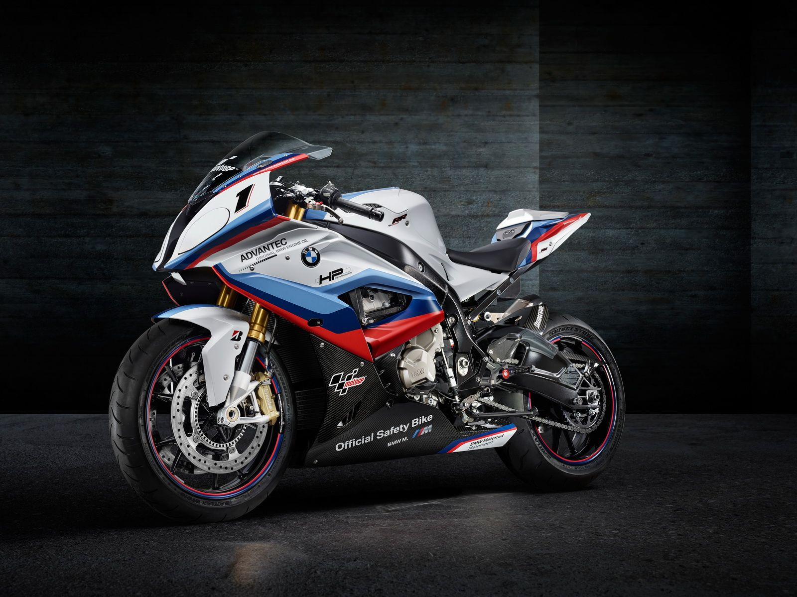 Bmw Introduces M4 Motogp Pace Car With Water Injection System