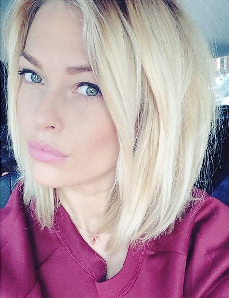 Gossip Coupe cheveux Caroline receveur hair, Blonde