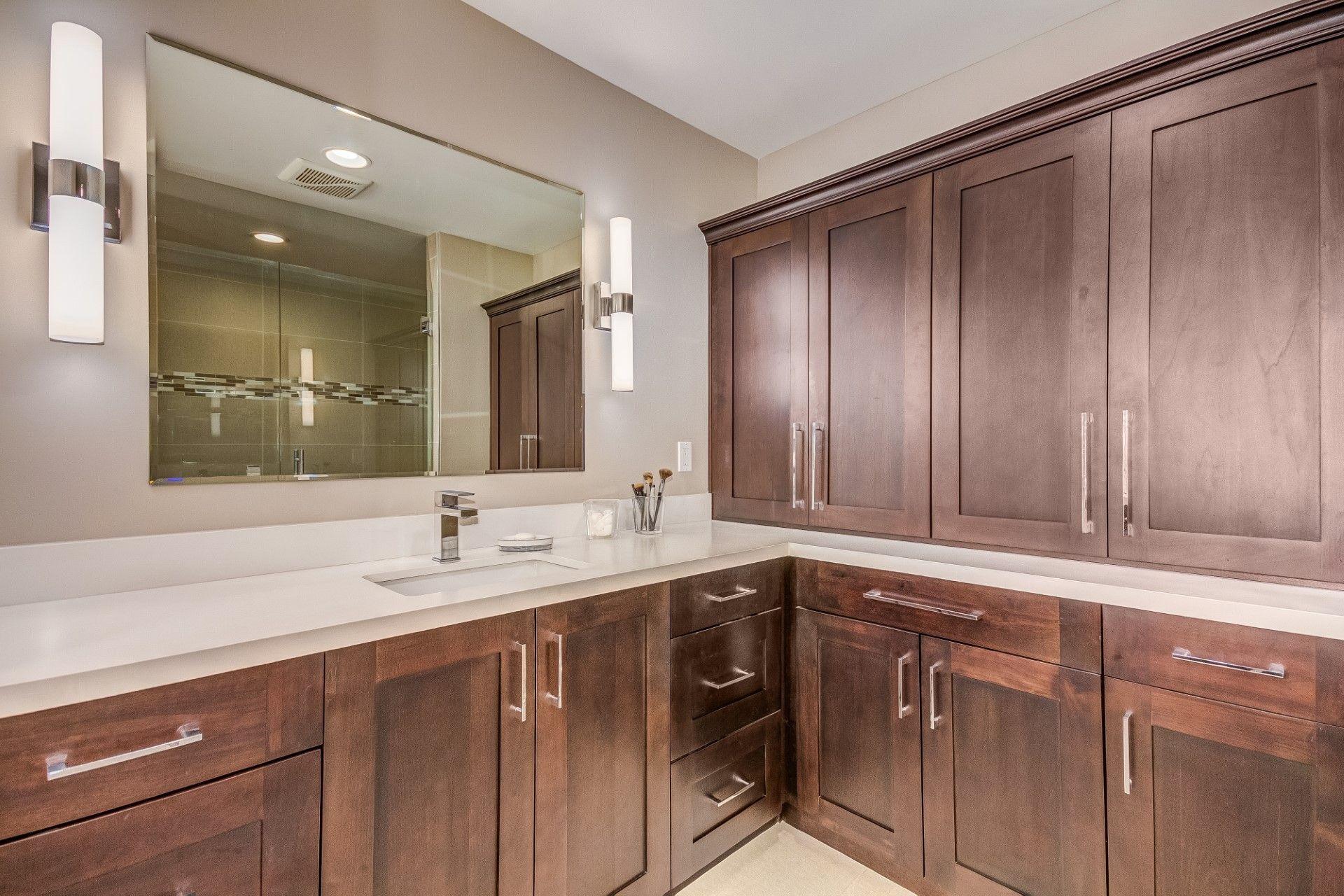 San Carlos Kitchens By Good Guys Large Shower Neutral Tile Shower Floor