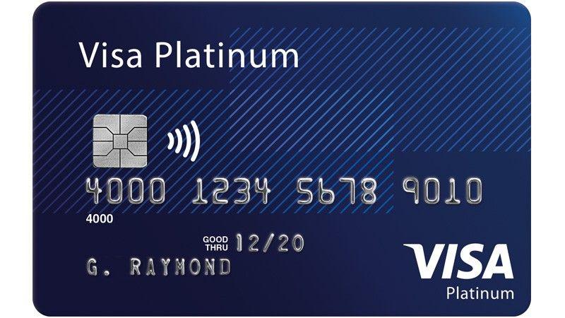 Visa Credit Card 3D Model - 3D Model 3D-Modeling Pinterest - card