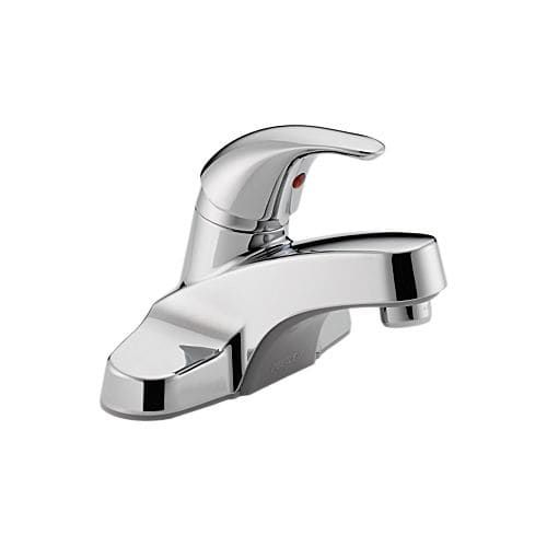 Peerless P131lf Bathroom Faucet Centerset With Single Lever Handle