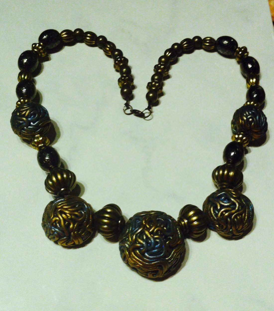my new beads, Light of the Star, my original design, by Blanka ...