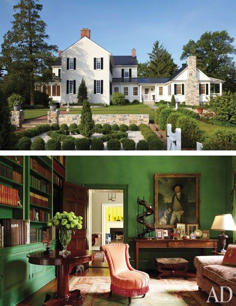 19 Country Homes For A Summer Escape Country House Beautiful Beach Houses Architectural Digest
